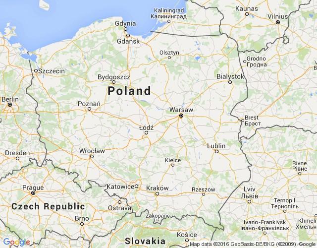 Polijas karte